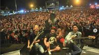 Band asal Pematangsiantar, Punxgoaran. (Sumber foto: Instagram @punxgoaran)