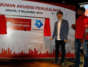 20151203- Rumah.com Akuisisi Rumahdijual.com-Jakarta- Fery Pradolo