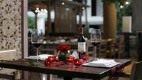 Gran Melia Jakarta menghadirkan makan malam romantis khusus Valentine. Simak informasinya di sini (Liputan6/pool/Gran Melia Jakarta)