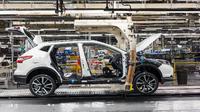 Produksi mobil Nissan sudah mencapai 150 juta unit (Foto:Carscoops)