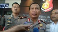 Wakil Kepala (Waka)  Kepolisian Daerah (Polda) Jawa Timur (Jatim) Brigjen Pol Toni Hermawan (Foto:Liputan6.com/Dian Kurniawan)