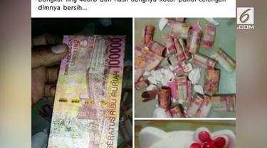 Warga Sulawesi Tengah dihebohkan dengan kasus celengan mistis. Uang dalam celengan hilang tiba-tiba, khususnya uang pecahan 100 ribu rupiah.