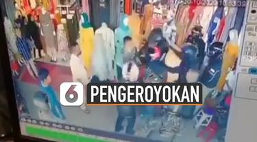 Baru-baru ini beredar video aksi pengeroyokan terhadap anggota TNI yang dilakukan oleh oknum geng moge.
