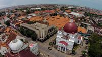 Kota Lama Semarang (sumber: infowisata.semarangkota.go.id)