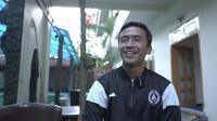 Gelandang PSS Sleman, Wahyu Sukarta. (Dok PSS)