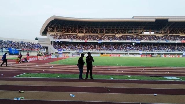 Pengelola Stadion Mandala Krida Mendata Kerusakan akibat Laga PSIM Vs Persis – Indonesia