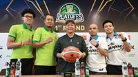 Play Off IBL (Liputan6.com/Dimas Angga)