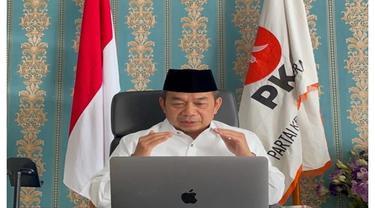 Ketua Fraksi PKS DPR Jazuli Juwaini.