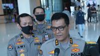 Kadiv Humas Polri Irjen Raden Prabowo Argo Yuwono (depan). (foto: dokumentasi Humas Polri)