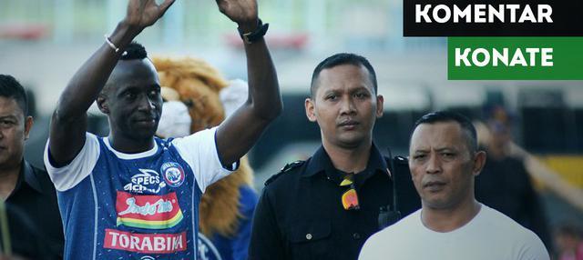 Bagaimana komentar Makan Konate jelang menghadapi mantan klubnya?