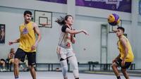 Timnas Basket Putri 3x3 Indonesia. (Dokumentasi Perbasi)