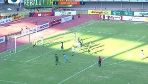 Laga lanjutan Shopee Liga 1, Persebaya Surabaya vs Persela Lamongan berakhir 3-2 #shopeeliga1