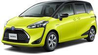 Toyota Sienta Baru punya Pilihan 5 Penumpang (Paultan)