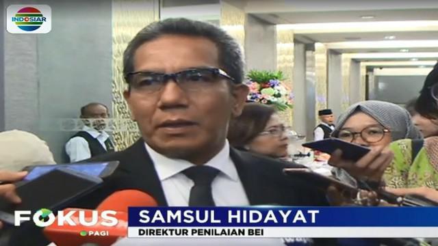 Direktur Penilaian Bursa Efek Indonesia memastikan, saat runtuhnya balkondi Tower II tidak mengganggu operasional Bursa Efek Indonesia