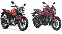 Honda CB150R dan Yamaha V-Ixion (Otosia.com)