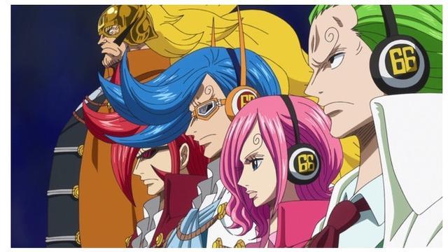 Review One Piece 873 Germa 66 Unjuk Kekuatan Selamatkan Sanji Dan Luffy Citizen6 Liputan6 Com