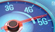 Ilustrasi Foto Jaringan Telpon Seluler atau HP 4G dan 5G. (iSrockphoto)