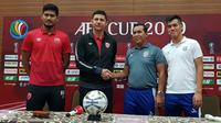 Becamex Binh Duong hanya membutuhkan hasil imbang versus PSM Makassar untuk maju ke final zona ASEAN Piala AFC 2019. (Bola.com/Zulfirdaus Harahap)