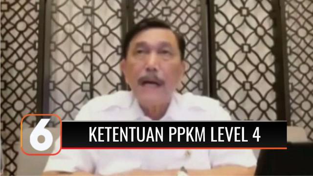 Sementara terkait perpanjangan penerapan PPKM Level 4, pemerintah juga membatasi operasional transportasi publik. Sementara kegiatan ibadah berjemaah di tempat ibadah diizinkan di lokasi PPKM Level 3.