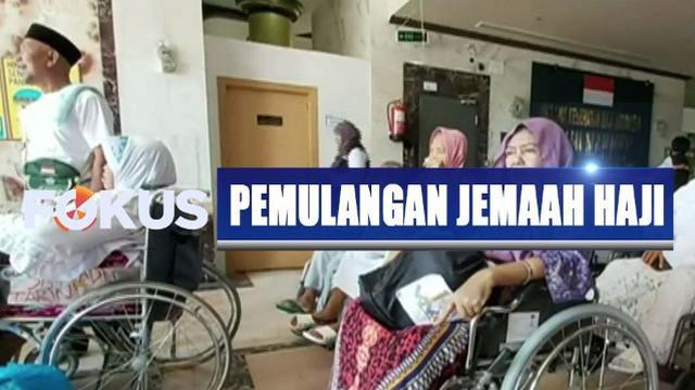 Saat ini di pusat kesehatan haji terdapat 36 orang jemaah haji yang dalam perawatan tim medis.