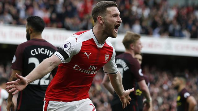 Arsenal, Kabar Transfer, Shkodran Mustafi