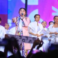 Hut SCTV ke 28 (Adrian Putra/bintang.com)
