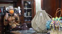 Gubernur Jawa Tengah Ganjar Pranowo.