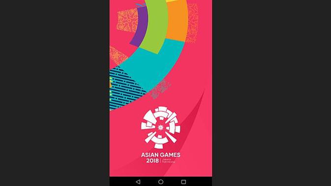 Aplikasi Asian Games 2018