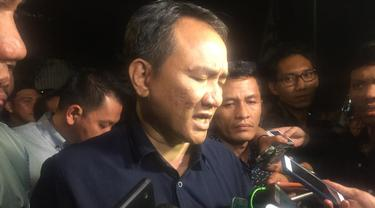 Politikus Demokrat Andi Arief