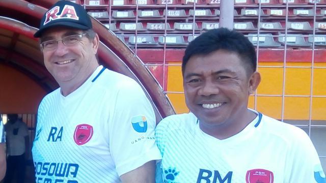 Asisten Pelatih Psm Makassar Bahar Muharam