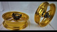 Pelek gold RCB forged untuk Yamaha NMax (RCB)