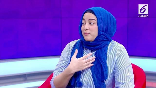Jane Shalimar bercerita dirinya sempat ditekan keluarga Didi saat coba berhijab.