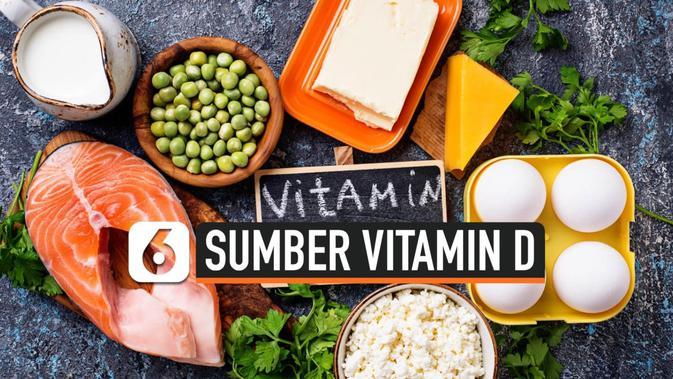 VIDEO: Selain Berjemur, Ini 6 Sumber Vitamin D untuk Tingkatkan Daya Tahan Tubuh