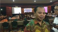 Ketua KPU DKI Jakarta Sumarno. (Liputan6.com/Muhammad Radityo Priyasmoro)