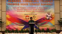 Jambore Pengelola Teladan Program KKBPK Tingkat Nasional, 4-7 Juli 2018 di Mercure Manado Tateli Resort and Convention, Sulawesi Utara.