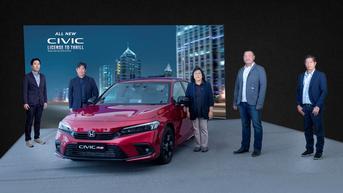 Honda Civic RS dan City Terbaru Meluncur di Indonesia, Simak Ubahan dan Harganya