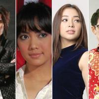 Disebut mirip, 5 seleb Indo ini punya kembaran artis Jepang