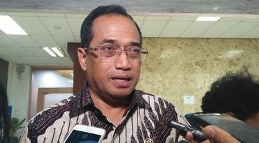 Menhub Budi Karya Sumadi (Merdeka.com)