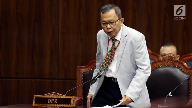 Bambang Widjojanto Jadi Saksi Ahli Uji Keabsahan Hak Angket