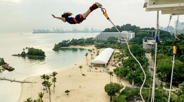 wisata baru singapore