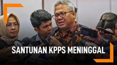 Santunan Untuk Petugas KPPS Meninggal Saat Pemilu