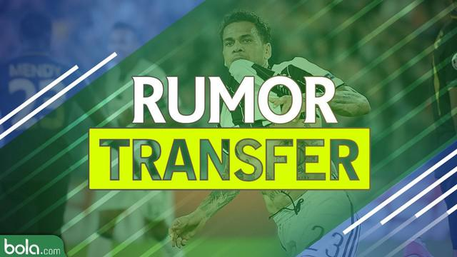 Berita video mengenai kabar bek sayap Juventus, Dani Alves, yang kian mendekat dengan Manchester City.