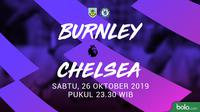 Premier League - Burnley Vs Chelsea (Bola.com/Adreanus Titus)