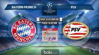 Liga Champions_Bayern Munich Vs PSV (Bola.com/Adreanus Titus)