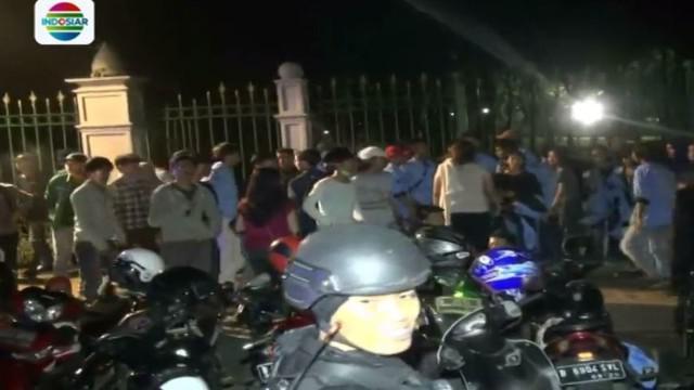 Sahur on the road yang diselenggarakan sejumlah remaja di Jakarta berakhir petaka.