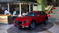Mazda CX-30 resmi meluncur di Indonesia. (Dian / Liputan6.com)
