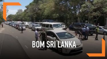 Sebuah bom ditemukan dan dijinakan di jalanan dekat bandara utama kota Kolombo, Sri Lanka. Pemeeriksaan keamanan dari dan menuju bandara terus ditingkatkan.