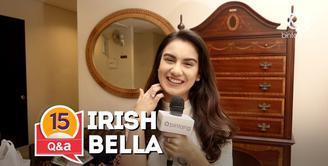 Bintang.com mengorek rahasia Irish Bella. Penasaran? Simak videonya.