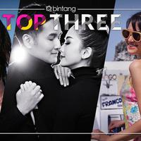 Bintang top three adalah 3 berita terhot yang ada di websitenya bintang.com. kira-kira 3 berita apa ya yang paling trend hari ini?