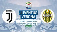 Serie A Juventus Vs Hellas Verona (Bola.com/Adreanus Titus)